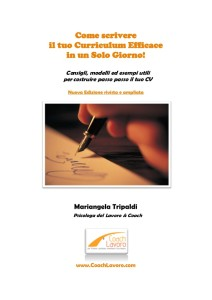 Curriculum_Efficace_2012